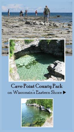 Cave Point County Park Door County Wisconsin