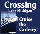 Crossing Lake Michigan Manitowoc Car Ferry